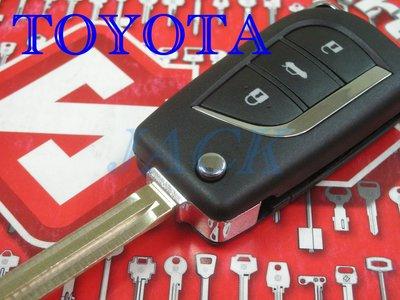 TOYOTA WISH Sienna Previa CAMRY ALTIS YARIS RAV4晶片鑰匙複製拷貝遺失開鎖