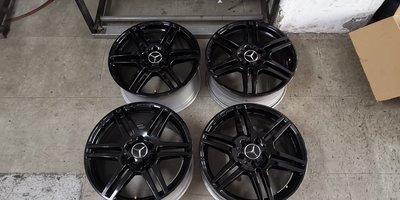 日本外匯AMG正廠鋁圈18吋,w210, w211, w212