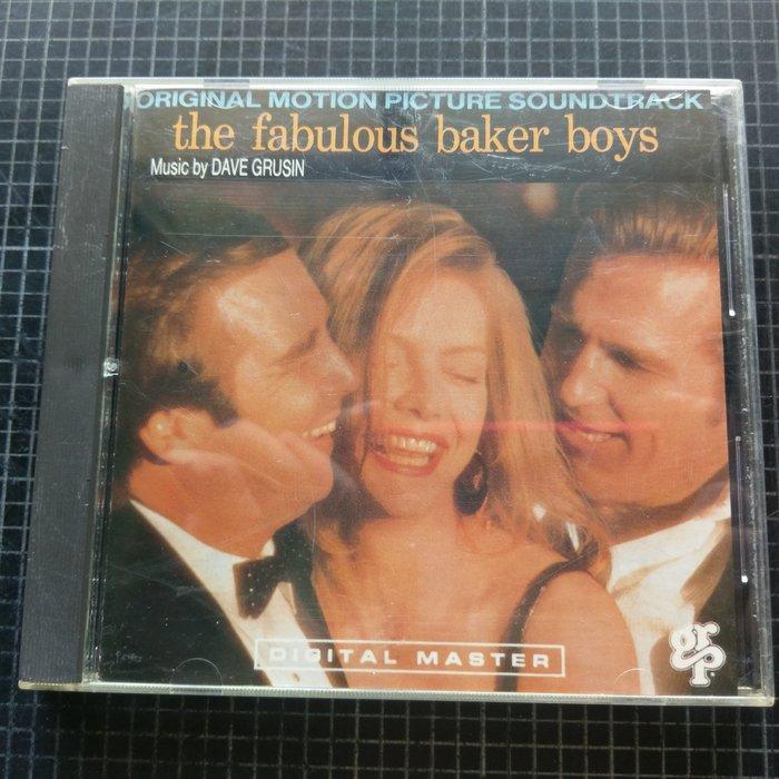 ※藏樂小舖※ (影劇CD) The Fabulous Baker Boys一曲相思情未了~電影原聲帶 (早期版)