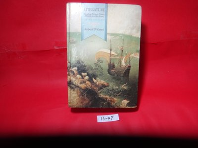 【愛悅二手書坊 13-07】Literature︰ Reading Fiction, Poetry, Drama -