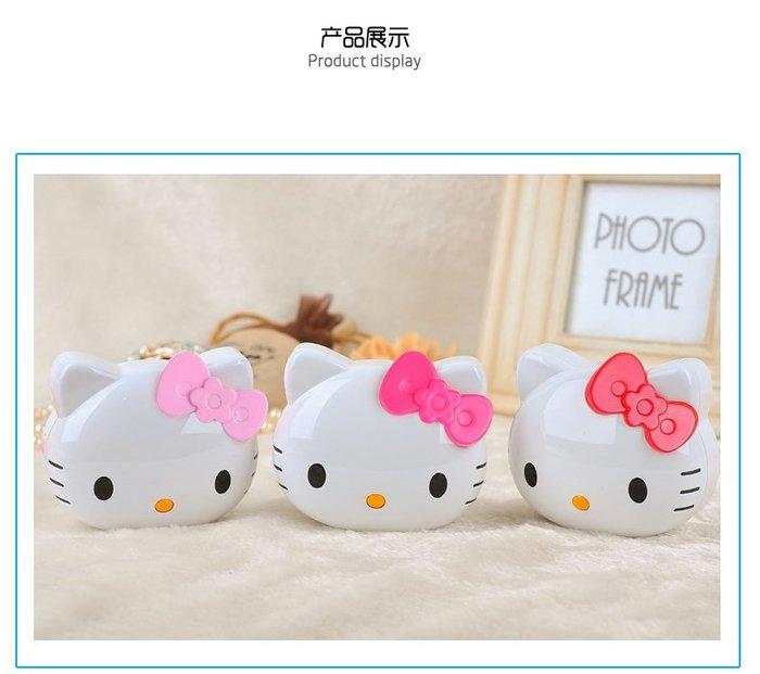 行動電源可愛卡通hello kitty貓充電寶迷你萌凱蒂貓移動電源蘋果安卓通用