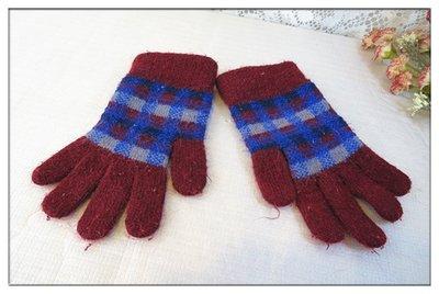 『好夠讚』1元 一元起標 無底價 冬天 兒童 女孩 女童 女生 男生 手套 保暖 針織手套 毛線 防寒 防風 標多少
