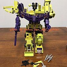 80s takara Transformers 變形金剛 破壞者 建造派 G1 日版 日本製 made in japan 超合金