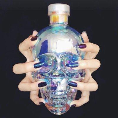 預售款-233-藍紫鏡面圓 歐美暗黑社...