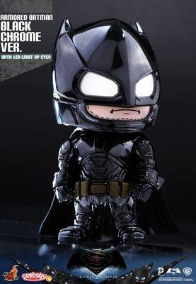 HOT TOYS COSBABY COSB 229 電鍍黑 蝙蝠俠