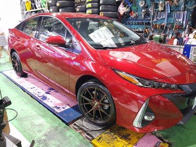TOYOTA Prius PHV 原廠鋁圈 17吋鍛造鋁圈 15吋鍛造鋁圈 18吋鋁圈 新北市
