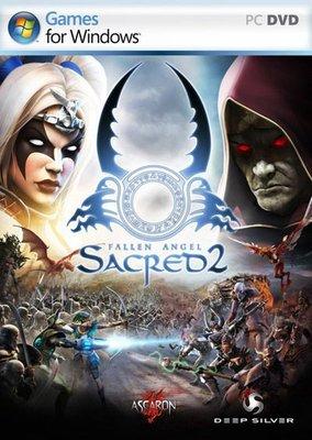 PCGAME-Sacred 2:Fallen Angel 聖域2:墮落天使(中文版)【全新】限量特賣先搶先贏