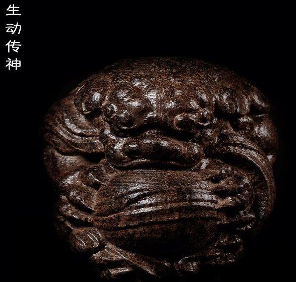 """廠家 貔貅 玩球手把件 木質工藝擺件送禮佳品 黑檀— 被稱為""""帝王之木""""  5個 的款式"""