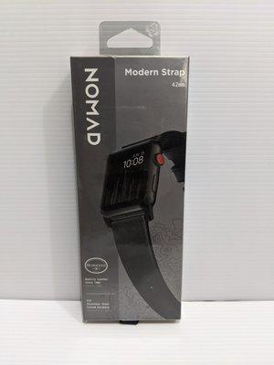 『BAN'S SHOP』 美國NOMADxHORWEEN Apple 錶帶42mm 摩登黑 福利品