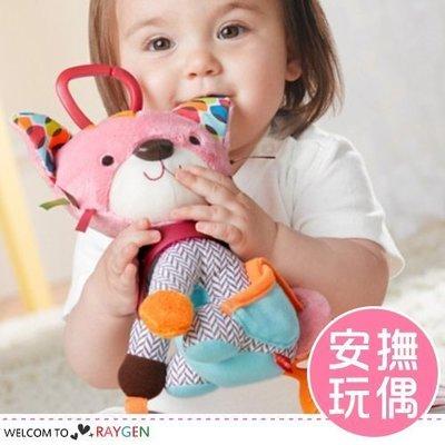 八號倉庫 玩具 立體貓咪猴子動物玩偶 寶寶安撫玩具【2Y153Z407】