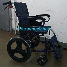 折背輪椅  pilotwheelchair 手推輪椅 輕便鋁合金 輕便輪椅 折背手動輪椅 電動輪椅 wheelchair