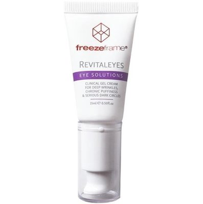 正品保證freezeframe 眼霜 淡化黑眼圈 緊緻提拉 祛眼袋 呵護您的雙眼