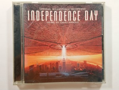 CD/BE51 / 電影原聲帶 / ID4星際終結者 Independence Day / HDCD/非錄音帶卡帶非黑膠
