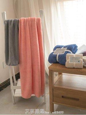 YEAHSHOP 毛巾浴巾柔軟超強吸水比純棉全棉大人大男女情侶兒童洗臉家用速干34619Y185