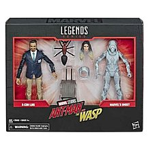 Marvel Legends 80 Years Ant-Man And The Wasp Luis & Ghost