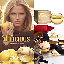 DKNY Golden Delicious EDP璀璨金蘋果香水 50ml