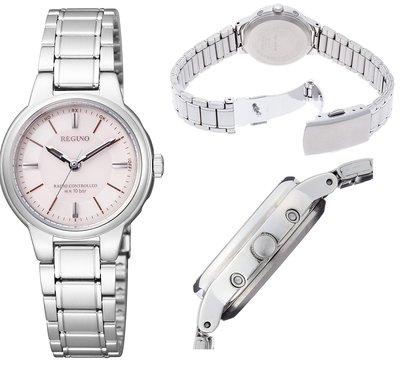 日本正版 CITIZEN 星辰 REGUNO KL9-119-93 電波錶 女錶 女用 手錶 太陽能充電 日本代購