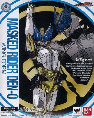 日版 萬代 SHF 假面騎士電王 DEN-O 圣翼形態 Wing Form