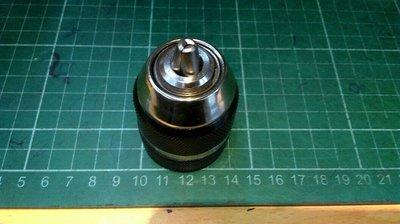 單賣-金屬殼(黑色)3分快速自動夾頭三分三爪夾頭(有鎖定功能)適用換於一般3分電鑽與三分震動電鑽 台南市
