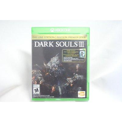 [耀西]二手 美版 XBOX ONE 黑暗靈魂 3 DARK SOULS III 含稅附發票