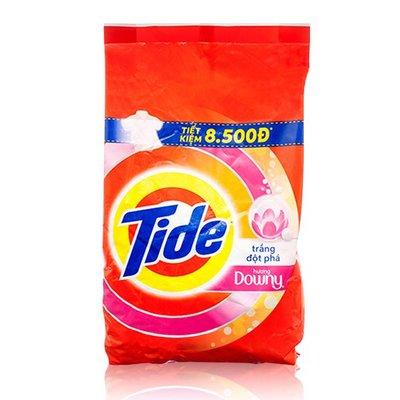 【美國進口 Tide】洗衣粉2.5kg (含花香柔軟精)原價$335↘特價$229