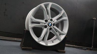 國豐動力 BMW X1 F48 F45 2AT 原廠18吋鋁圈 現貨供應 ET22 7J 5x112 代號 STY688 G01歡迎洽詢 中古鋁圈