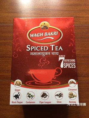 *印度* 預購 WAGH BAKRI 七種 香料茶 SPICED TEA 500g