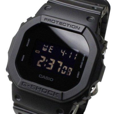 LIN老闆 6 ~ CASIO G-SHOCK DW-5600BB-1DR 消光 復刻 全素 1代 黑色 DW-5600