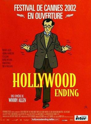 【藍光電影】好萊塢式結局 Hollywood Ending(2002)伍迪 艾倫 131-041