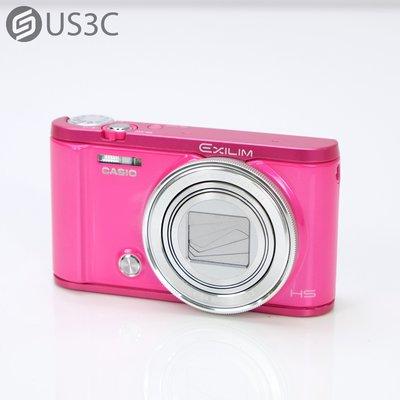 【US3C-松山店】【一元起標】Casio EX-ZR3600 數位相機 自拍 美顏 翻轉螢幕 1210萬像素 二手相機 二手數位相機 ...