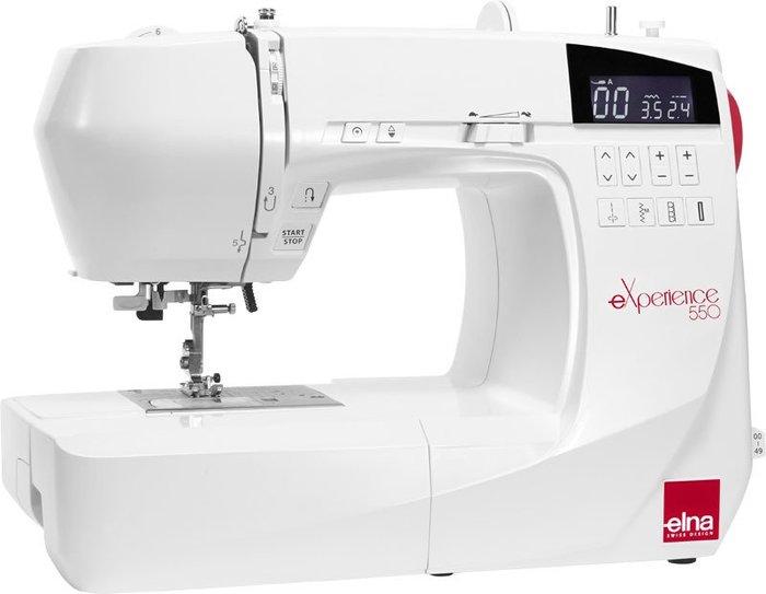【你敢問我敢賣!】elna eXperience 550 縫紉機 全新公司貨 可議價『請看關於我,來電享有勁爆價』