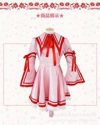 【紫色風鈴】Rewrite神戶小鳥中津靜流cosplay校服洛麗塔蘿莉服裝公主連衣裙+絲襪