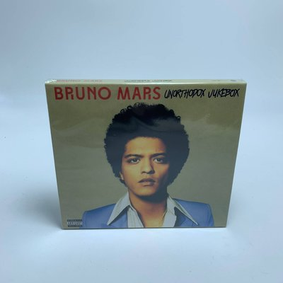 現貨CD火星哥 布魯諾·馬爾斯 Bruno Mars Unorthodox Jukebox CD 精美盒裝