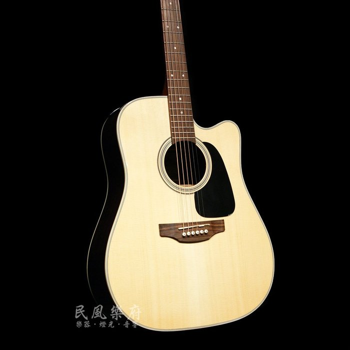 《民風樂府》Takamine ED3DC 日本高峰吉他 玫瑰木側背板 電木民謠吉他 國際知名木吉他品牌 平價買好吉他