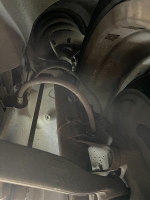 全新 中古 日規 外匯 賓士 Benz W203 C55 AMG原廠避震器組
