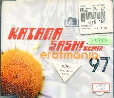 *還有唱片行* KATANA SASH 全新 Y5852