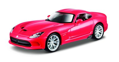 Bburago 比美高 2013 Dodge SRT Viper GTS 1:32 合金車 收藏品 模型 活動贈品