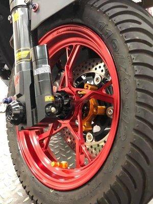 誠一機研 DK 成吉思汗 五代戰 abs BWSR BWSX 四代勁戰 125 輪框 鍛造框 改裝 鋁圈 輪圈