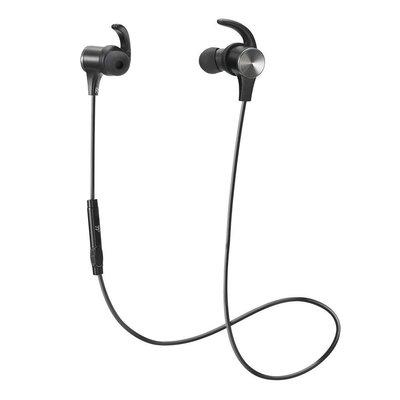 TaoTronics TT-BH07 磁吸式 藍芽耳機 IPX5 防水防汗 無線藍牙耳機 戶外運動 耳掛式 【全日空】