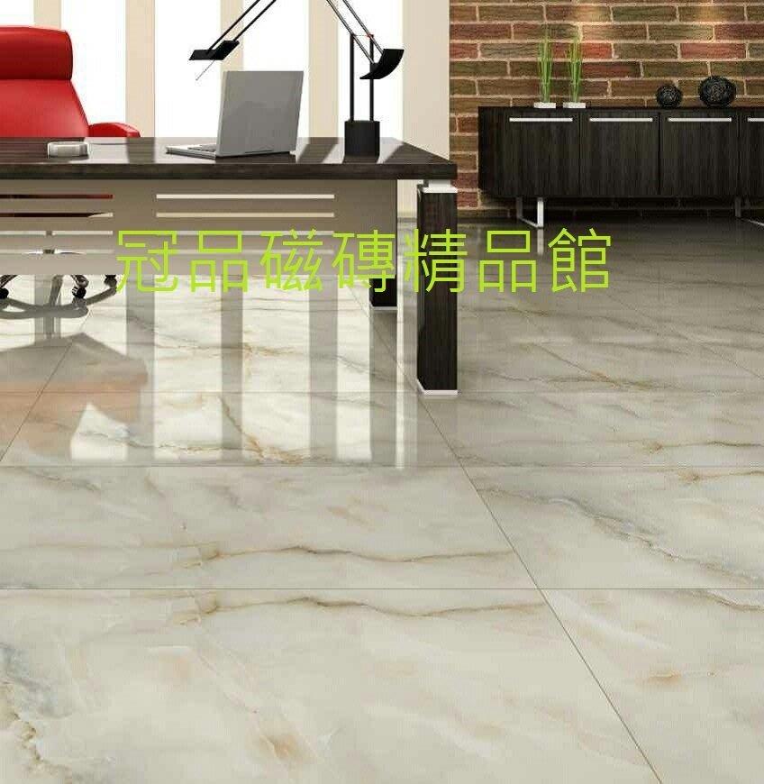 ◎冠品磁磚精品館◎進口精品 全釉拋數位石英磚(共三色)–80X120CM