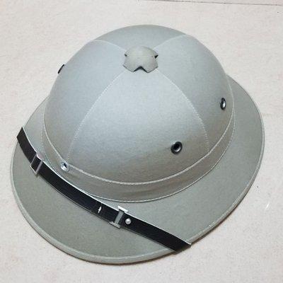越南人民軍 越共 盔帽 淺灰色