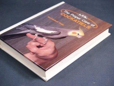 【懶得出門二手書】《The Proper Care of COCKATIELS 小冠鸚鵡飼主手冊》