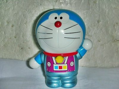 A.(企業寶寶公仔娃娃)此款少見2009年麥當勞發行哆啦A夢(Doraemon)太空戰士發聲公仔!!