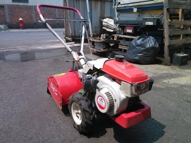 【無現貨-供參考】擎揚機電 MITSUBISHI 三菱 MMR60 小型耕耘機 迷你中耕機 翻土機 日本外匯二手中古