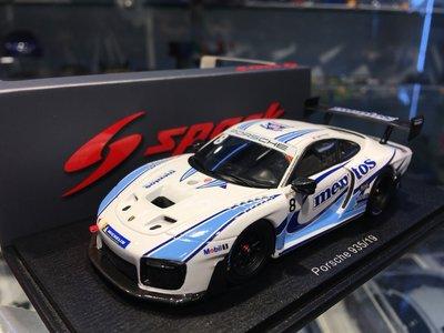 吉華科技@ 1/43 Spark S7634 Porsche 935/19 Mentos livery 2019
