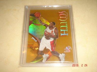 美國職籃 NBA Hawks Steve Smith 1999 Skybox EX Century #39 球員卡