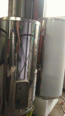 電能儲熱器 熱水器上市囉南門餐廚設備拍賣二手鴻茂15加侖53公升儲熱式數位熱水器