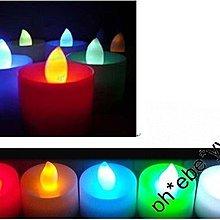 $3 結婚 生日  情人節  可吹熄 電子蠟燭 電子仿真發光蠟燭燈  求婚 婚禮蠟燭LED燈 (有現貨)