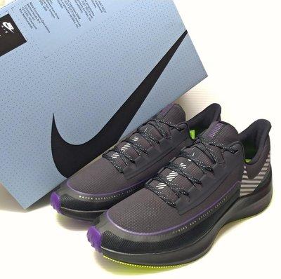 ✩Pair✩ NIKE ZOOM WINFLO 6 SHIELD 男鞋 慢跑鞋 BQ3190-002 防潑水 底軟避震 ZOOM氣墊