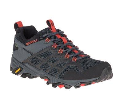 【斯伯特】MERRELL MOAB FST 2 GORE-TEX 健行 多功能 防水 登山鞋 ML77443